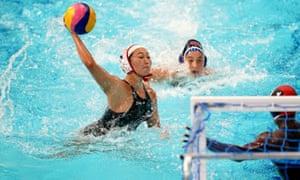 Japan's Eruna Ura at the Tokyo Olympics
