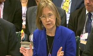 Lin Homer Chief Executive and Permanent Secretary HM Revenue and Customs.