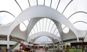 New Street station - Birmingham.