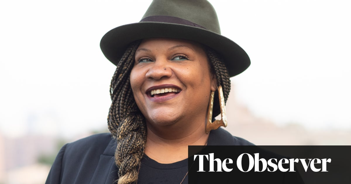 Radha Blank: 'Failure is a great tool in comedy'