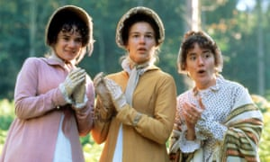 This month marks the 200th anniversary of the posthumous publication of Persuasion, seen here in the 1995 film adaptation.