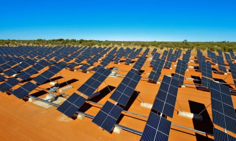 'Just a matter of when': the $20bn plan to power Singapore with Australian solar