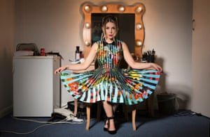 Katherine Ryan is appearing at the Latitude and Stand Up in the Wyldes festivals.