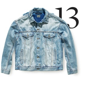 Denim jacket, £380, Ksubi x Travis Scott,  brownsfashion.com