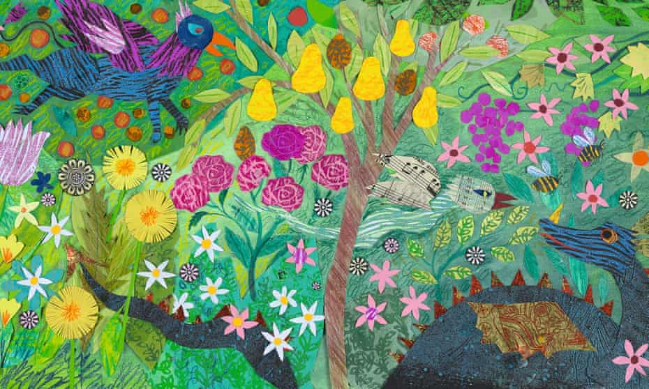 Mrs Noah's Garden by Jackie Morris and James Mayhew.