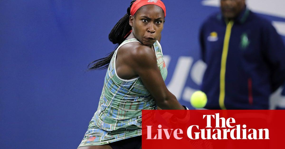 US Open 2019: Kyrgios, Evans, Osaka and Konta progress, Halep loses – live!