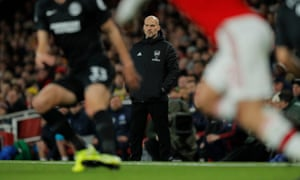 Arsenal's nine games without a win is their worst run since a 10-match streak that ended in March 1977, the month before Freddie Ljungberg was born.