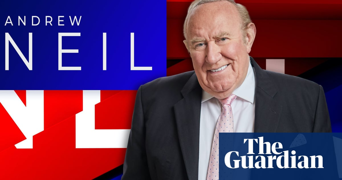 TV tonight: Andrew Neil's GB News launches