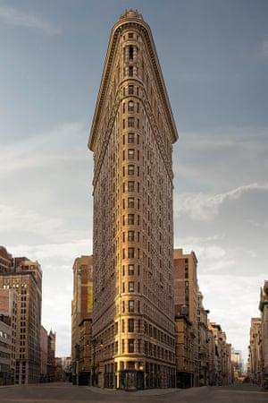 Flatiron Building, 2016
