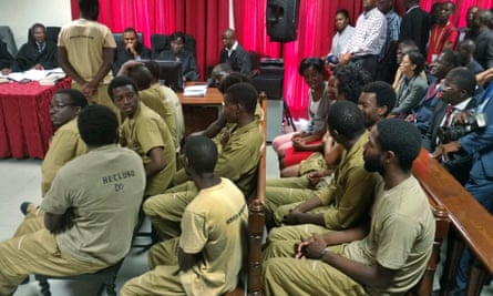Some 17 Angolan activists are on trial accused of rebellion against the state for organising a book reading.
