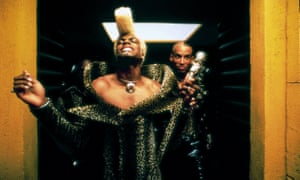 Limited skill and usefulness: Chris Tucker in The Fifth Element.