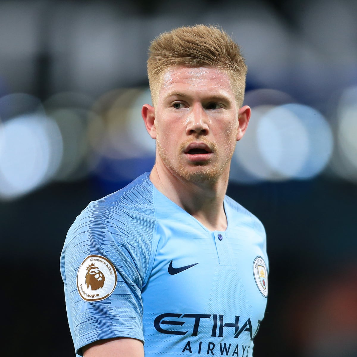 Kevin De Bruyne admits he will not be at his best for Manchester ...