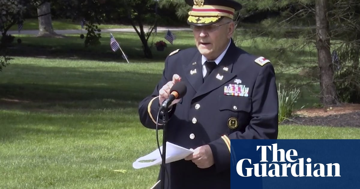 American Legion official who silenced speech about black history steps down