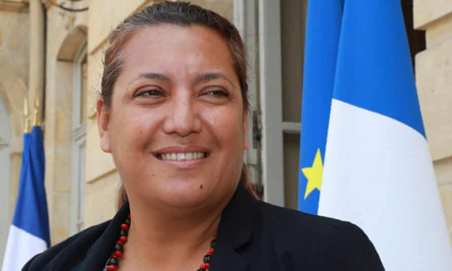 Maina Sage, the MP for French Polynesia, was the first person confirmed to have the conronavirus. It is believed she contracted it on a visit to Paris.