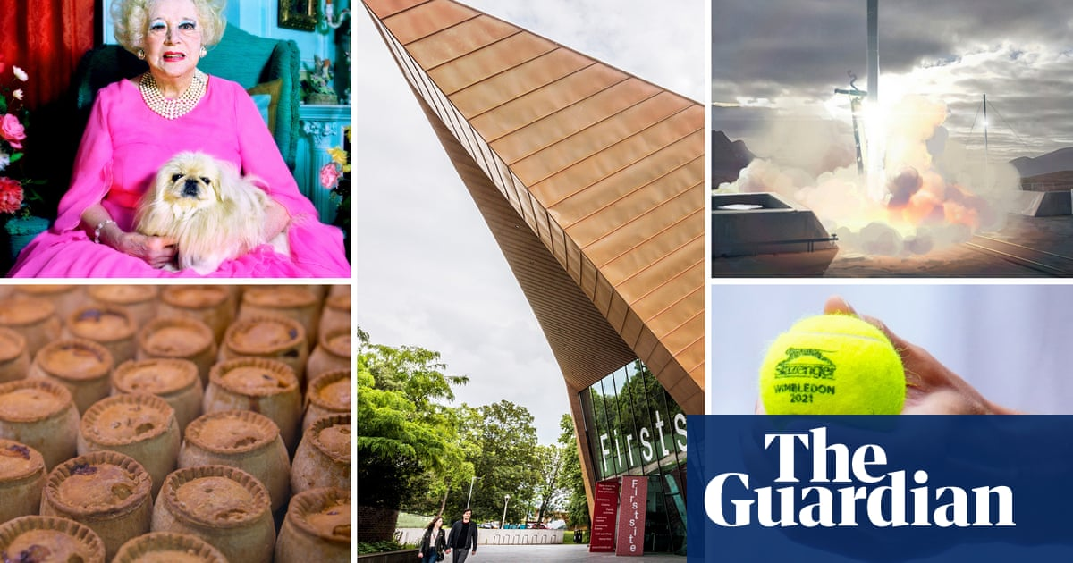 Britain's five best museums – featuring space ports, Covid jabs and free dinners