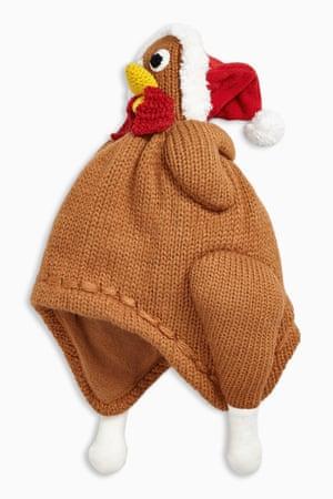 Turkey hat, £15 next.co.uk