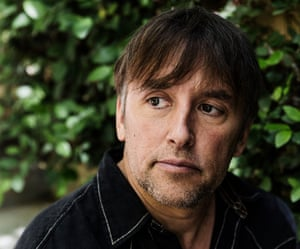 Director Richard Linklater photographed at the Sunset Marquis Hotel in Los Angeles, CA on Tuesday, March 29, 2016