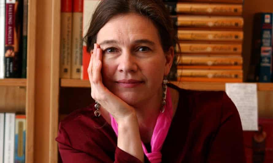 Louise Erdrich, pictured in Birchbark Books, south Minneapolis.