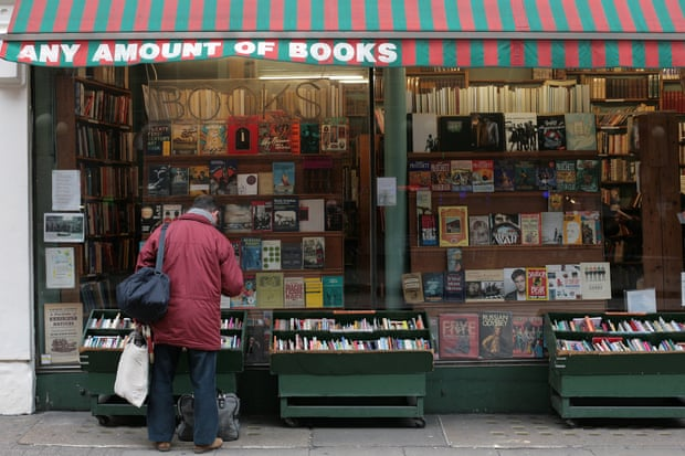 The Guardian's Guide To Independent Bookstores by The Guardian