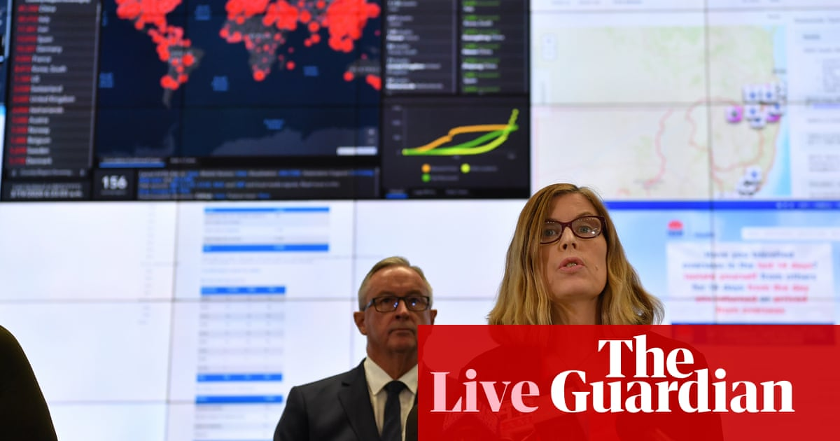 Australia coronavirus live updates: Naplan testing cancelled for 2020 – latest – The Guardian