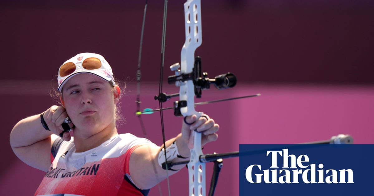 Paterson Pine wins archery battle of Britain before claiming Paralympic gold