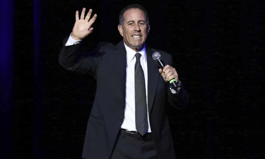 The cherry on the cake goes to Jerry Seinfeld, who has reportedly received £80m for two new specials plus 24 episodes of Comedians in Cars Getting Coffee.