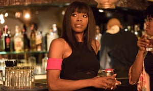 Yvonne Orji as Molly Carter in Insecure
