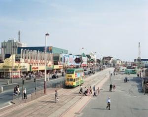 Blackpool Promenade, Lancashire, 2008