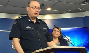 Victoria police's chief commissioner Graham Ashton has revealed he was caught speeding.