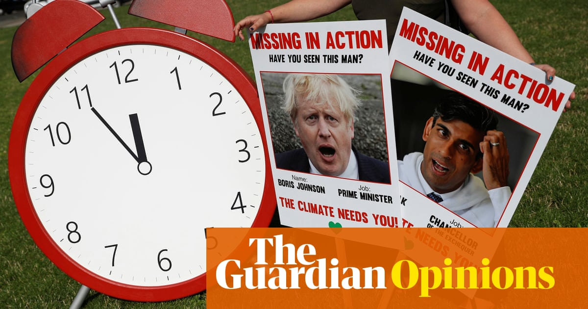 Britain could be taking the lead in tackling the climate crisis. Where's the ambition?