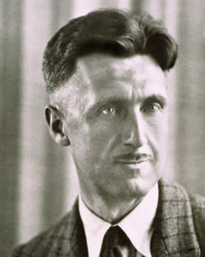 George Orwell, writer, 1940s Photo By CSU Archv/Everett / Rex Features