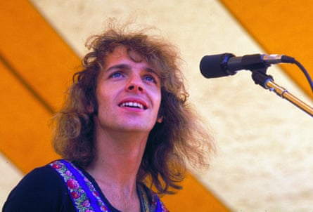 Something special … Peter Frampton.
