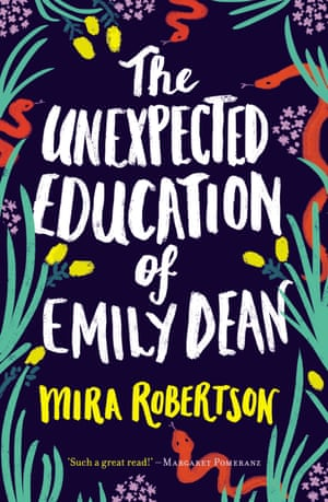 The Unexpected Education of Emily Dean by Mira Robertson, published April 2018 in Australia through Black Inc.
