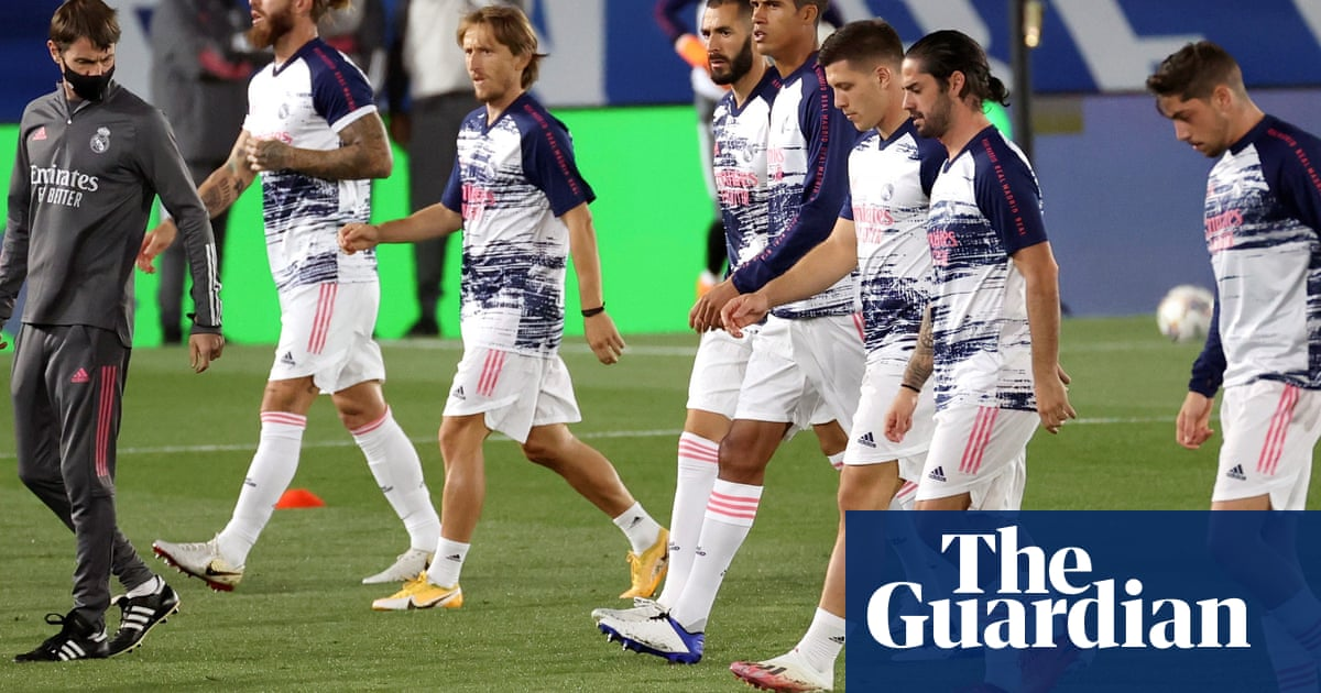 Were robbing everyone: La Liga left to lament lost dressing rooms | Sid Lowe