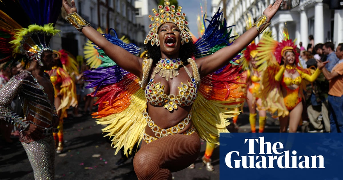 Bone-shaking bass, costumes on wheels and the joy of jerk chicken: a guide to Notting Hill Carnival