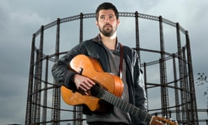 Twice-nominated Nick Mulvey … 'It was surreal but brilliant.'