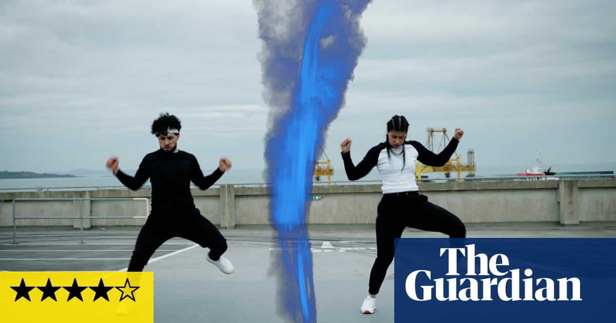 Edinburgh international children's festival review – a riot of colour and emotion