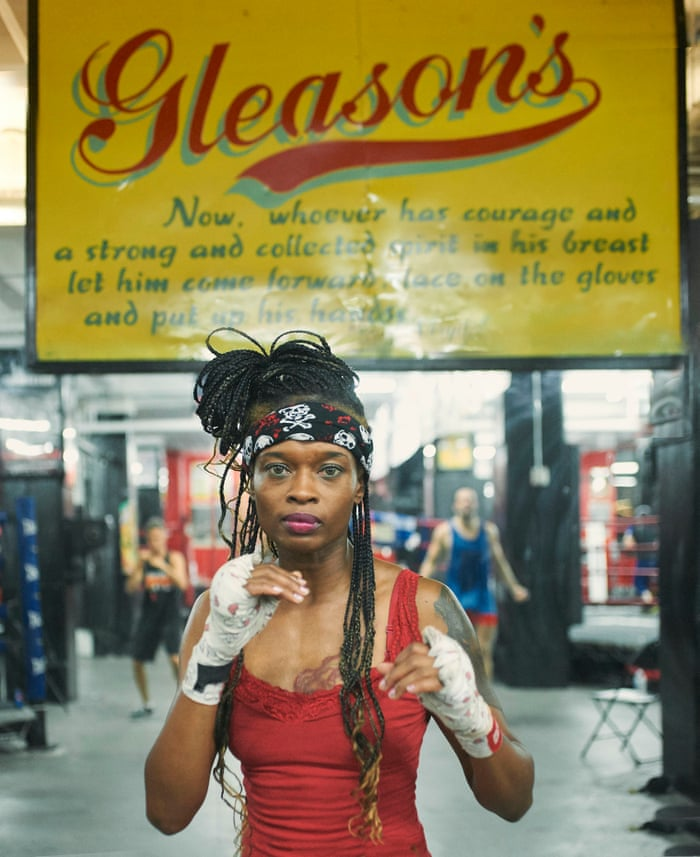 The women boxers of Gleason's Gym – a photo essay   Sport