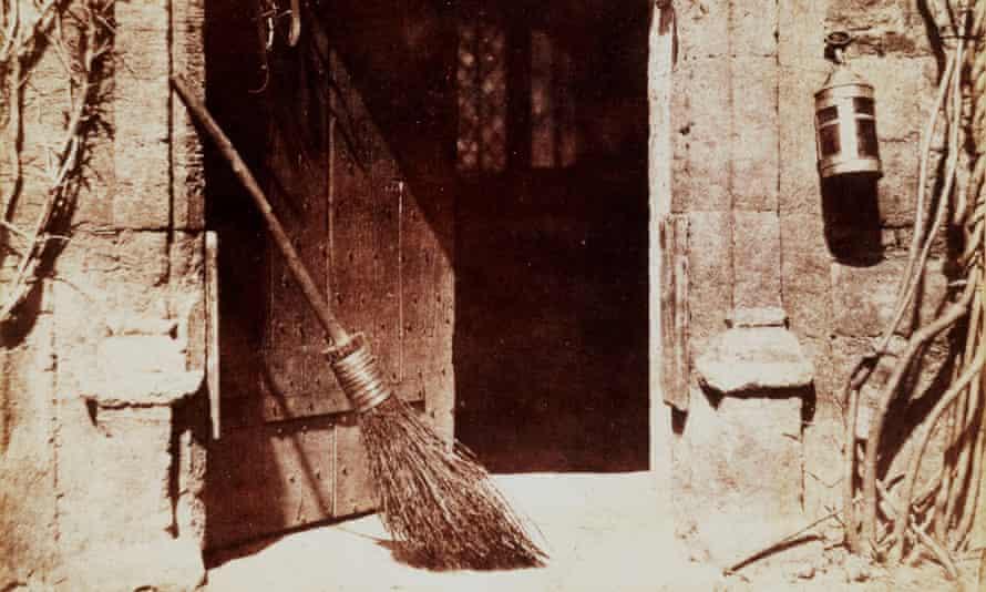 The Open Door, 1844, by William Henry Fox Talbot
