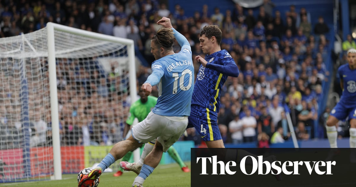 Jack Grealish finds a different rhythm to dance Chelsea into submission