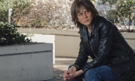 No attempt to make us like her … Nicole Kidman in Destroyer.