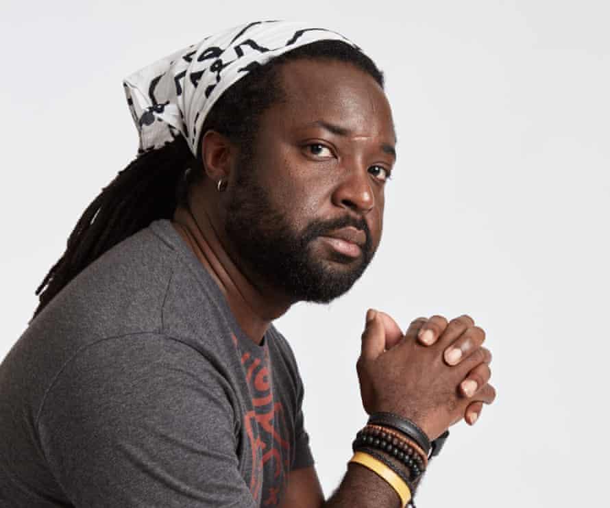 Booker winner Marlon James