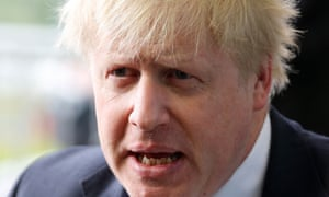 Boris Johnson compared fully veiled women to letterboxes.