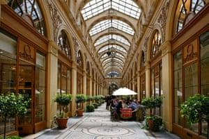 Galerie Vivienne, trung tâm thành phố, Paris