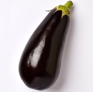 The rise and rise of the aubergine