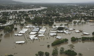 The bodies of two men were found in flood waters in Townsville after 21- and 23-year-old were reported missing yesterday