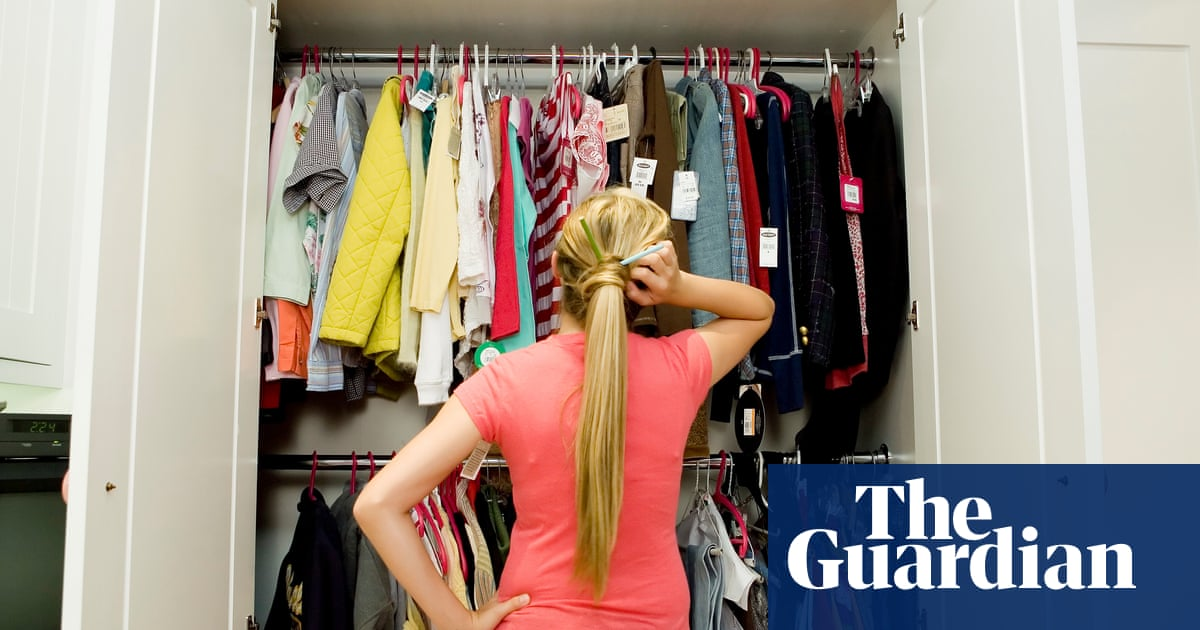 1e668dd93 Why are our wardrobes full of unworn clothes? Because most purchases are  not rational