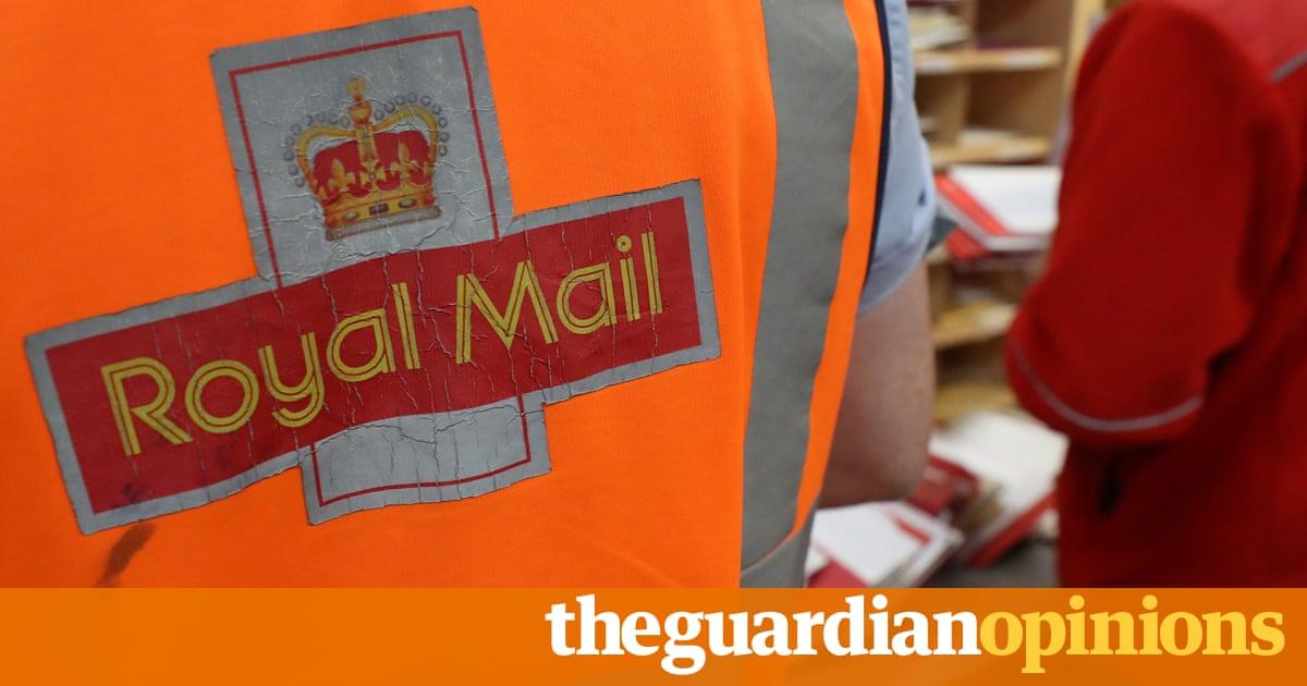 Royal Mail's attempt to block strike won't sort this bitter dispute | Nils Pratley