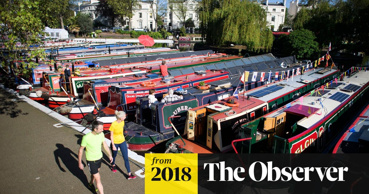 Boat-dwellers 'are being priced off London's canals' as