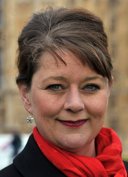 Plaid Cymru leader Leanne Wood.
